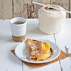 Gevulde flensjes met mango - recept - okoko recepten