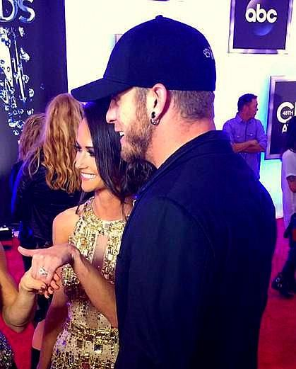 Stup Wife: Brantley Gilbert's Now-fiancee Was Already Married When