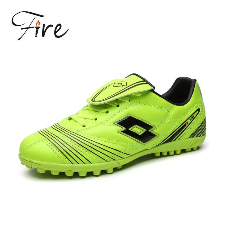 Искусственный газон футбол обувь для человека 2016 новый нескользящая Искусственный газон футбол обувь chaussure спорт сапоги