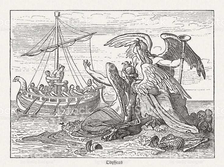 ulysses-and-sirens-greek-mythology-wood-engraving-published-in-1880-illustration-id538039138 (1024×766)