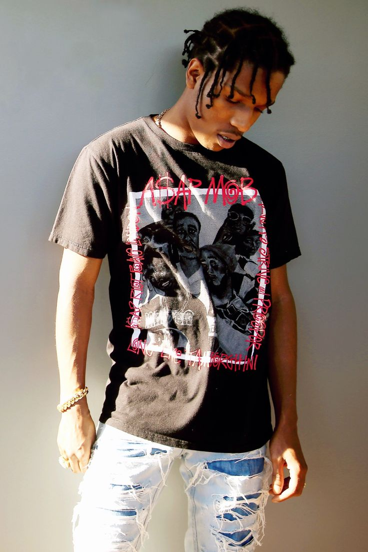 Smashed da homie asap rocky pinterest asap rocky for Fashion outlet