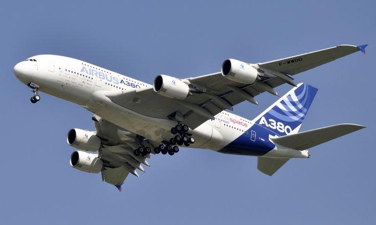 AIR14 PAYERNE Airbus A380 Super Jumbo