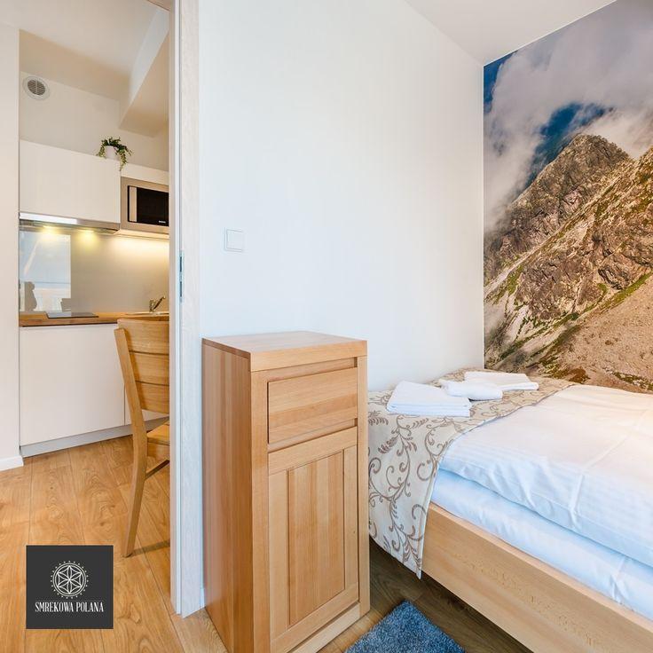 Apartament Roztoka - zapraszamy! #poland #polska #malopolska #zakopane #resort #apartamenty #apartamentos #noclegi #bedroom #sypialnia