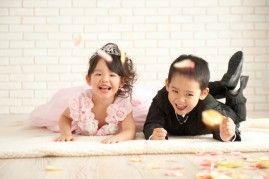 七五三 × 家族・兄弟・姉妹 の フォトギャラリー   KIDS And Photo Company