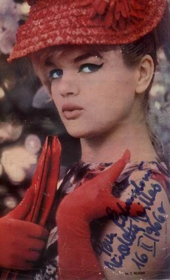 Viloletta Villas...Bardot?