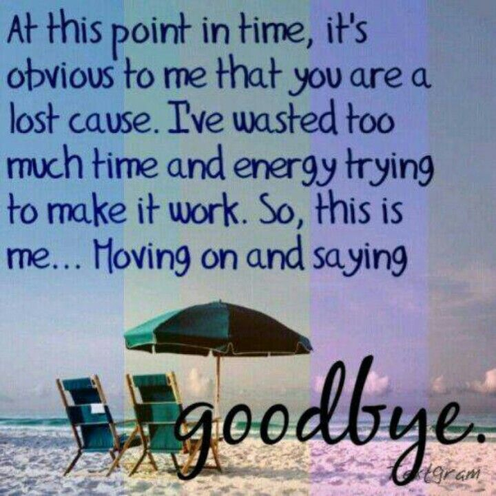 This is me moving on and saying goodbye | My Thoughts ...