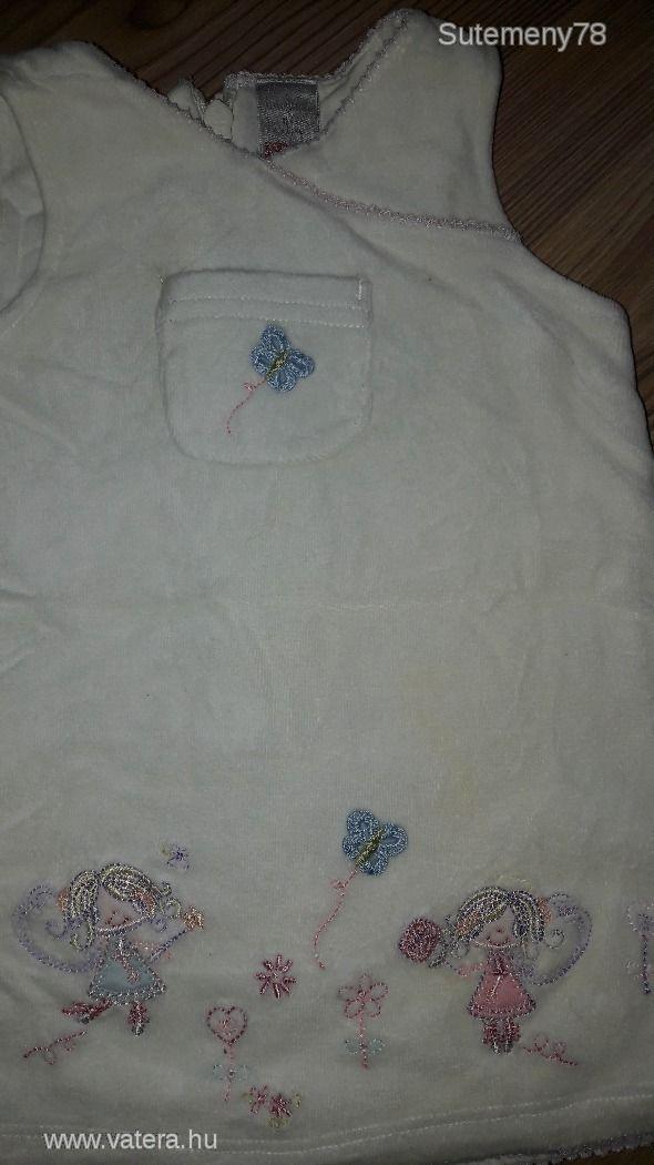 0-3 hós (62cm) NEXT NEWBORN BABY polár kislány ruha tündéres - 1200 Ft - Nézd meg Te is Vaterán - Baba lányka egész ruha - http://www.vatera.hu/item/view/?cod=2539117868
