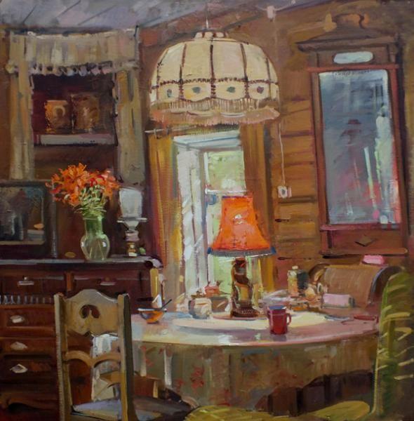 "Штуц Екатерина ""Интерьер моего дома"" / Yekaterina Stutz ""My Home's Interior"""