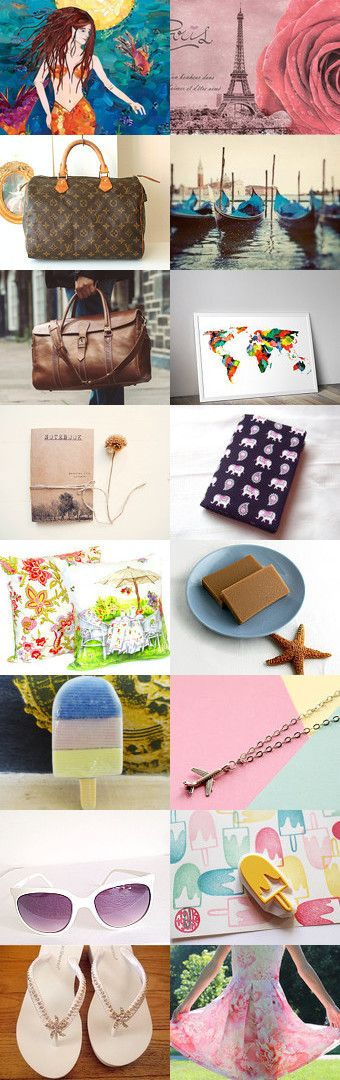 Holiday by sewmoira @ Treasury Power by Moira Lawrance on Etsy--Pinned with TreasuryPin.com