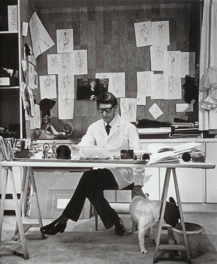 Studio: Yves St. Laurent