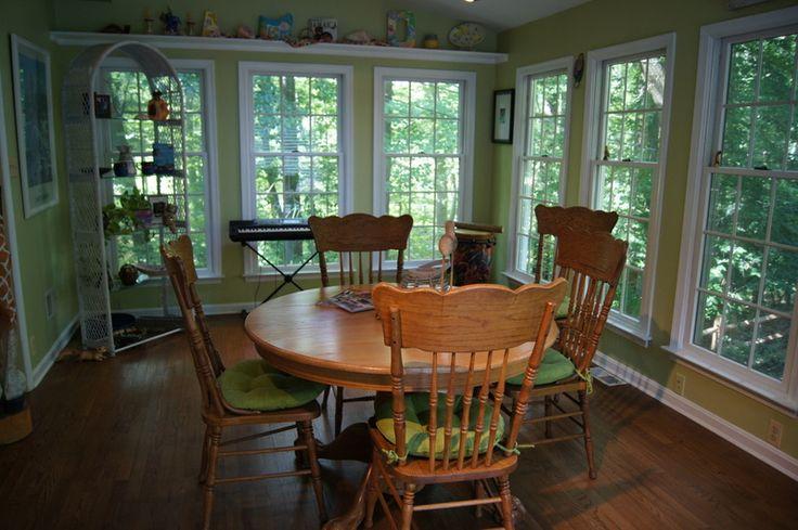 Dining Room Addition Unique Design Decoration