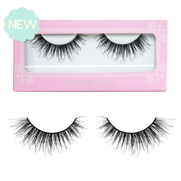 Capture attention to your eyes, enthrall the masses and cast a spell with just one look thanks to our Spellbound lashes. These wispy lashes are multi layered and slightly flared to add even more lust