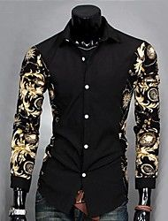 Men's Casual Fashion Slim Shirt – AUD $ 26.58