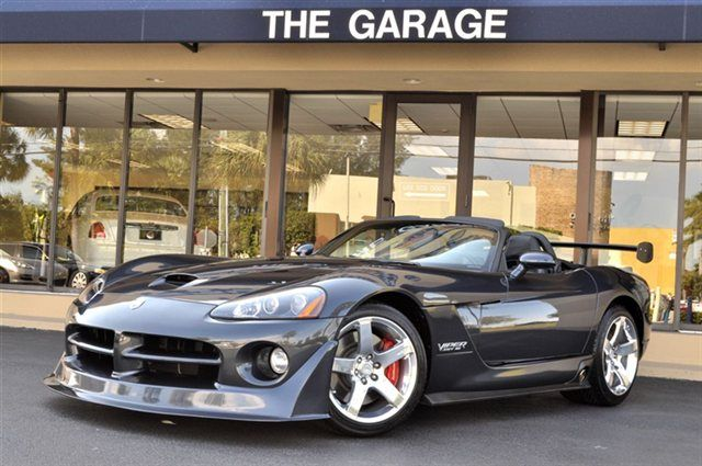 2006 Dodge Viper SRT-10 Convertible