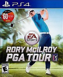 RORY MCILROY PGA TOUR PS4 PLAYSTATION 4 BRAND NEW FACTORY SEALED GOLF GAME NIB
