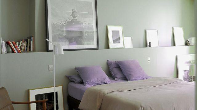 Chambre Peinture Kaki : Peinture choisir la bonne pour ses murs côtà maison