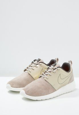 promo code 78d12 7489a Dames Nike Sportswear ROSHE ONE PREMIUM - Sneakers laag - stringmetallic  gold greendark stormsail Beige € 99,95 Bij Zalando (op 17-1-16…