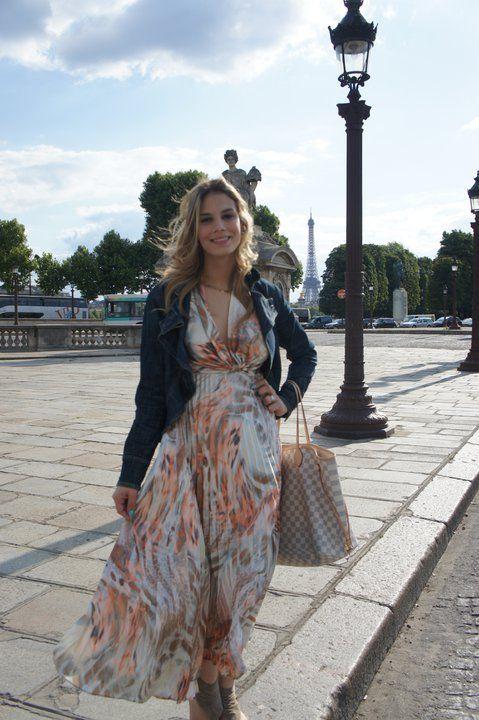 allbornequal: Lavinia Moraes - well-dressed TG