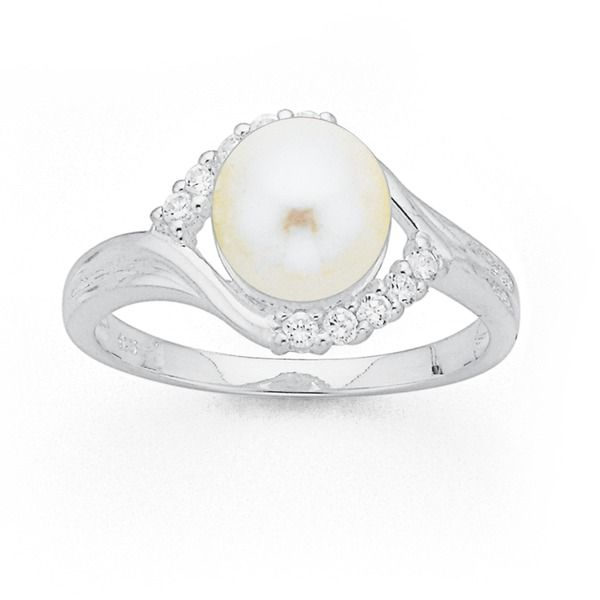 Sterling Silver Freshwater Pearl