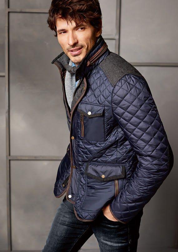 Andres Velencoso Segura Embraces Smart Style for Carl Gross Fall/Winter 2015