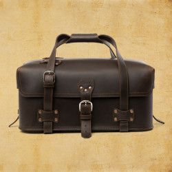 Utility Duffel 'They'll fight over it when you're dead' #SBLTravelBag