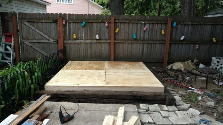 How to Build a Playhouse, Part 2 Framing, Foundation and