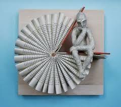Image result for scottish paper sculptures book