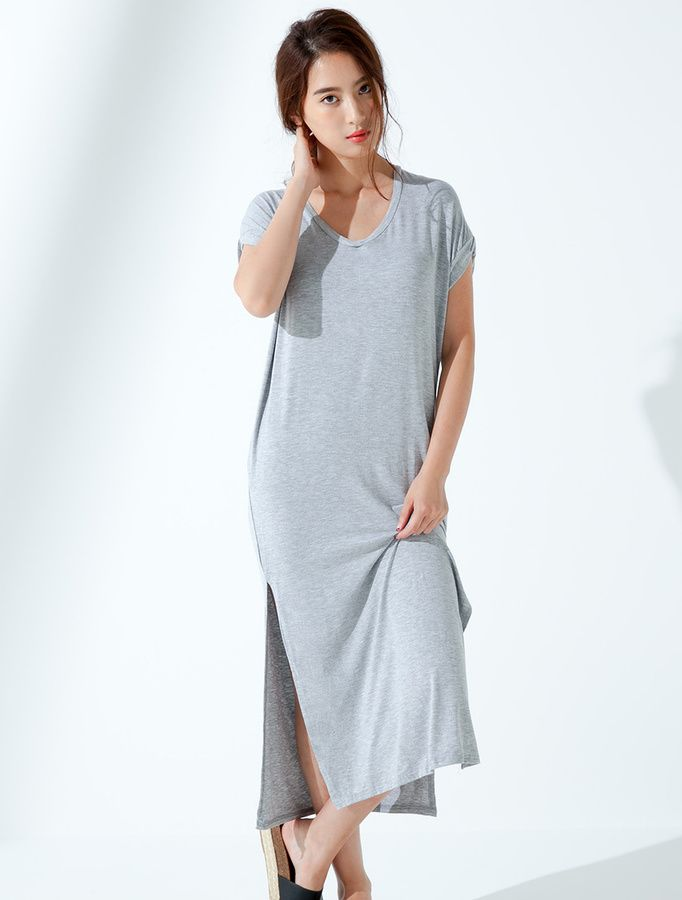 CEDNIE セドニー 【fifth】【2015S/S】カットロングマキシワンピース Cut Long Maxi Dress || Swimwear Collection ( スイムウェアコレクション): Editor's Pick from ShopStyle.co.jp