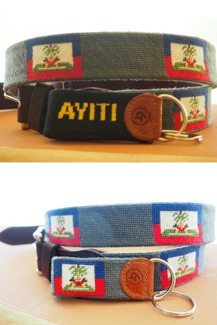 Haitian Independence Day is coming soon! Celebrate with some of our Haitian inspired products!