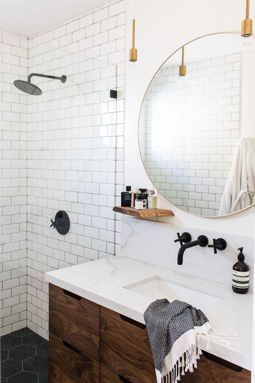 270 best home I badezimmer images on Pinterest Bathroom ideas - bild für badezimmer