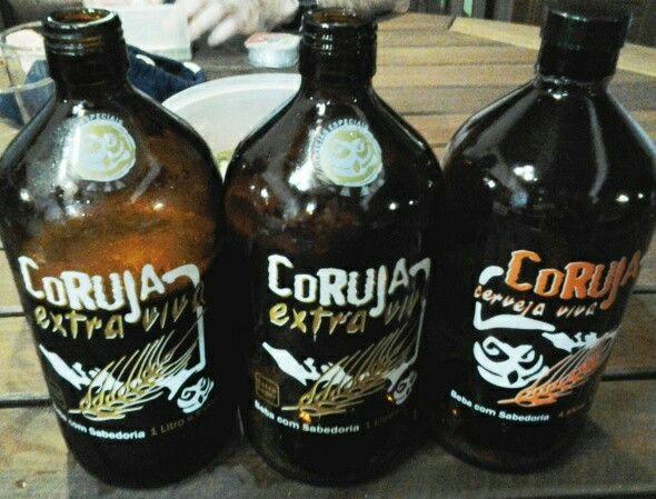 Cervejas Coruja