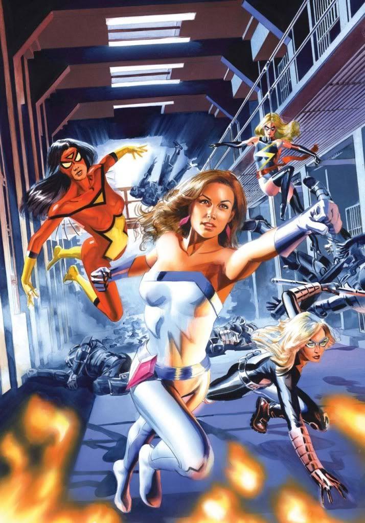 Melissa Rosenberg Will Oversee Marvel/Netflix's 'Jessica Jones' Series