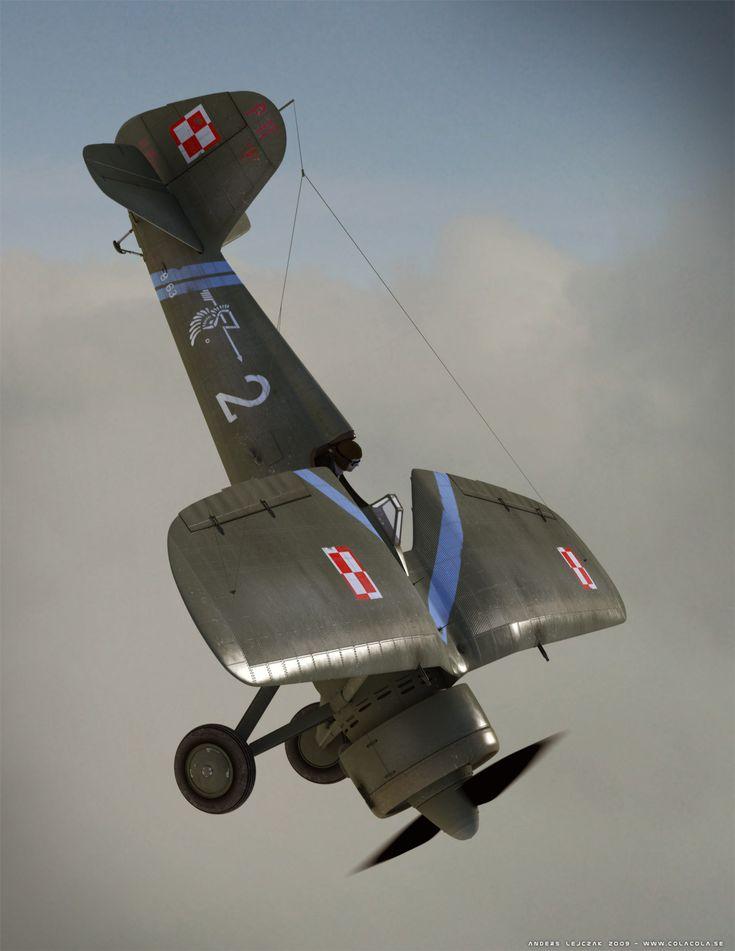 PZL P.11c (Scale Plans)