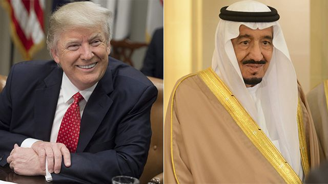 Saudi Arabia, US in talks on billions in arms sales. Washington is working to push through contracts for tens of billions of dollars in arms sales to Saudi Arabia, some new, others in the pipeline, ahead of US President Donald Trump's trip to the kingdom this month, people familiar with the talks told Reuters this week. The United States has been the main supplier for most Saudi military needs, from F-15 fighter jets to command and control systems worth tens of billions of dollars.