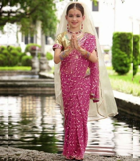 disfraz niña princesa india                                                                                                                                                                                 Más