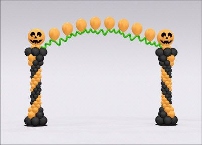 this could be a fun walk start line for this years east bay light the night - When To Start Decorating For Halloween