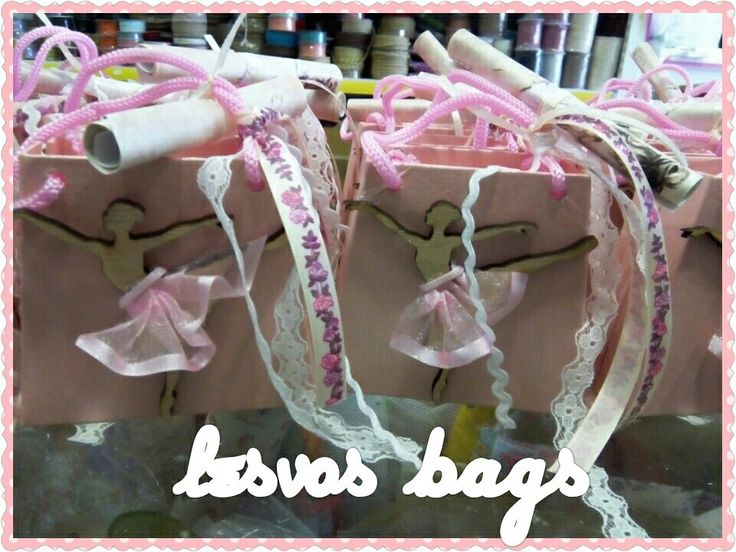 Lovely pink ballerine