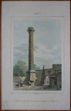 1838 print TEMPLE OF AUGUSTUS, ANKARA, TURKEY (36)