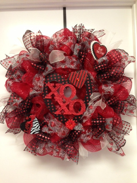 valentine wreath craft ideas 101 best images about deco mesh wreath on 5661