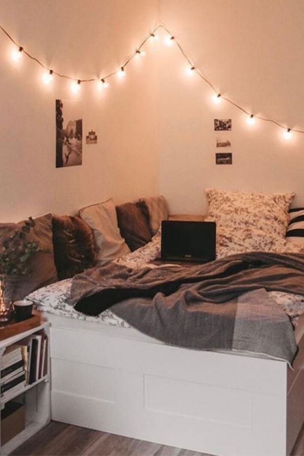 10 Super Cute Apartment Bedroom Decor On A Budget The Purposed Plan College Apartment Decor Apartment Bedroom Decor Bedroom Decor On A Budget