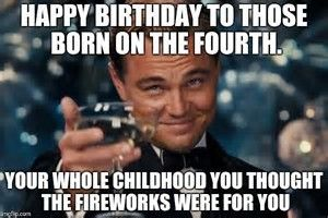 Image result for Born On the Fourth of July Memes