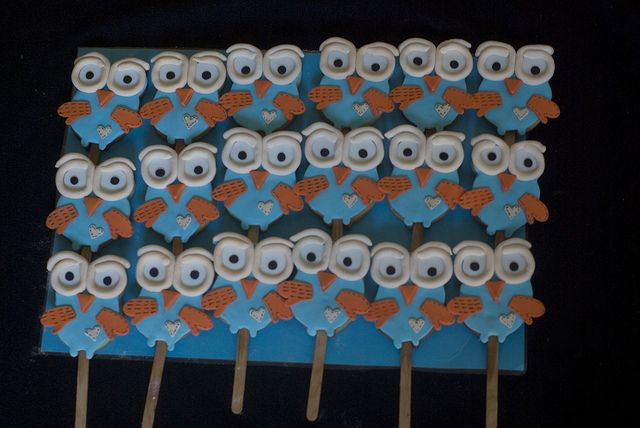 giggle and Hoot Cookies by mags20_eb, via Flickr