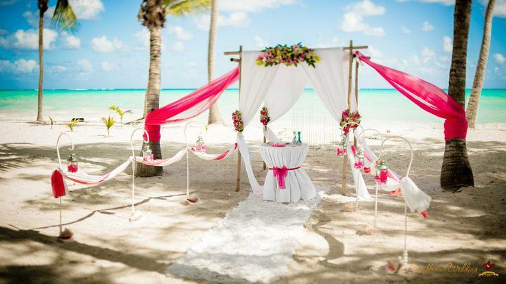 Wedding in Dominican Republic http://wedding-caribbean.com