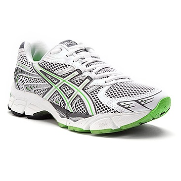 annnnd i love my asics! man i love running shoes!