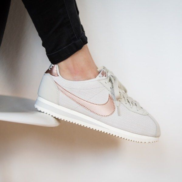 Fitness Womens Clothes Sneakers women Nike Cortez