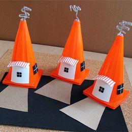 Cozy Cone Motel | Crafts | Disney Family.com