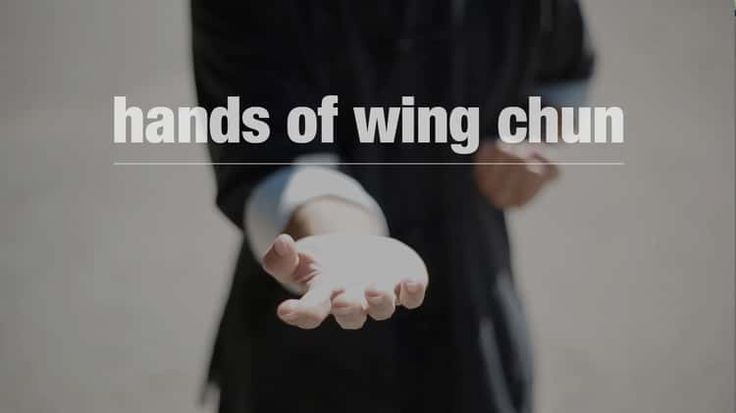 Hands of Wing Chun