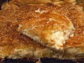 Η Κυριακή είναι η χαρά της πίτας!!!Οι περισσότεροι από εμάς βρίσκουμε χρόνο και φτιάχνουμε απολαυστικές πίτες για την οικογένειά μας!!!Κυριακάτικη πίτα λοιπών εύκολη με λίγα υλικά και γρήγορη προετοιμασία! Τι χρειαζόμαστε: 1 φύλλο σφολιάτας 200 γρ. κρέμα τυριού με κατσικίσιο τυρί και λιαστή ντομάτα ή με μυρωδικά 2 αυγά 1 μικρή κρέμα γάλακτος αλάτι, …