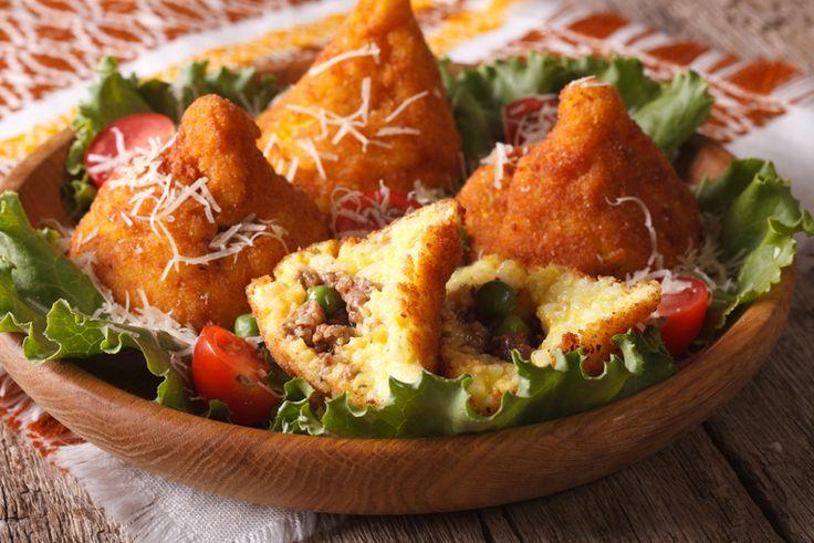 Аранчини или уличная еда по-сицилийски — La Tua Italia