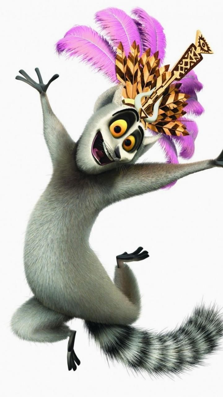 133 best all hail king julien images on pinterest daddy madagascar mobile wallpapers madagascar king julien voltagebd Image collections